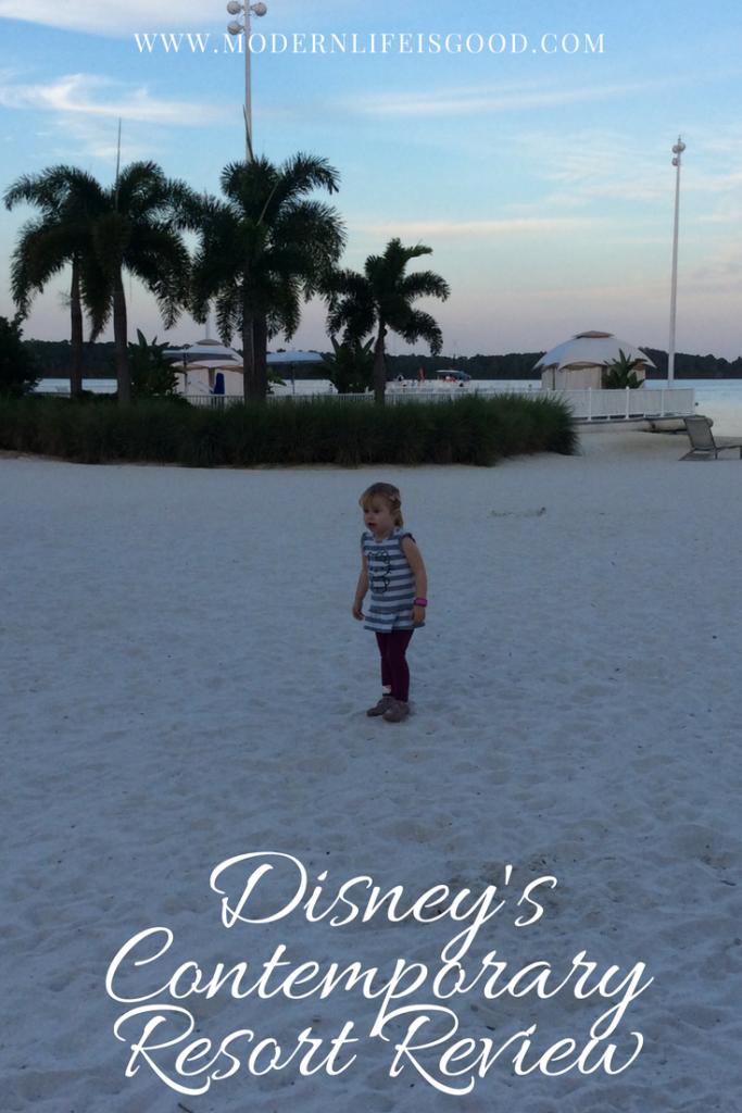 Disney's Contemporary Resort Review