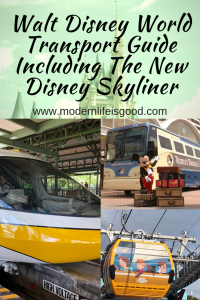 Our Guide to Walt Disney World Transport has all the essential information if you are driving, staying offsite or making use of the Disney Transport Network including the new Disney Skyliner