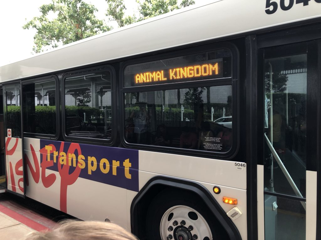 Guide to Walt Disney World Transport