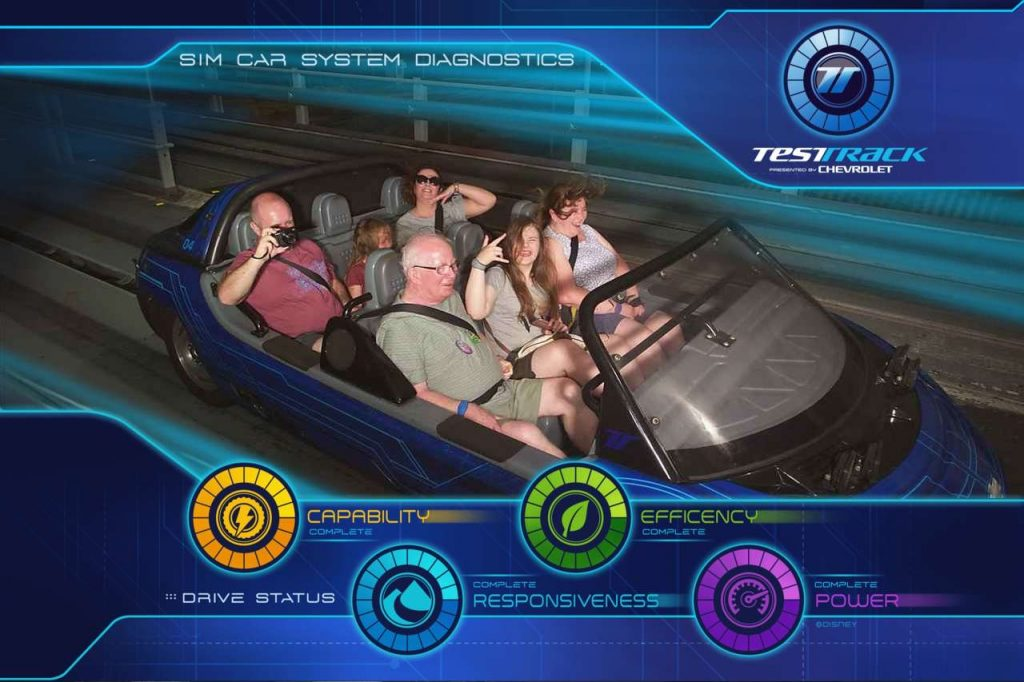 Test Track Epcot Fastpass Tips & Tricks