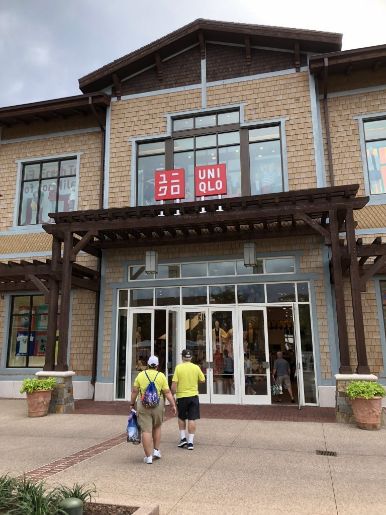 UNIQLO Guide to Disney Springs Shopping