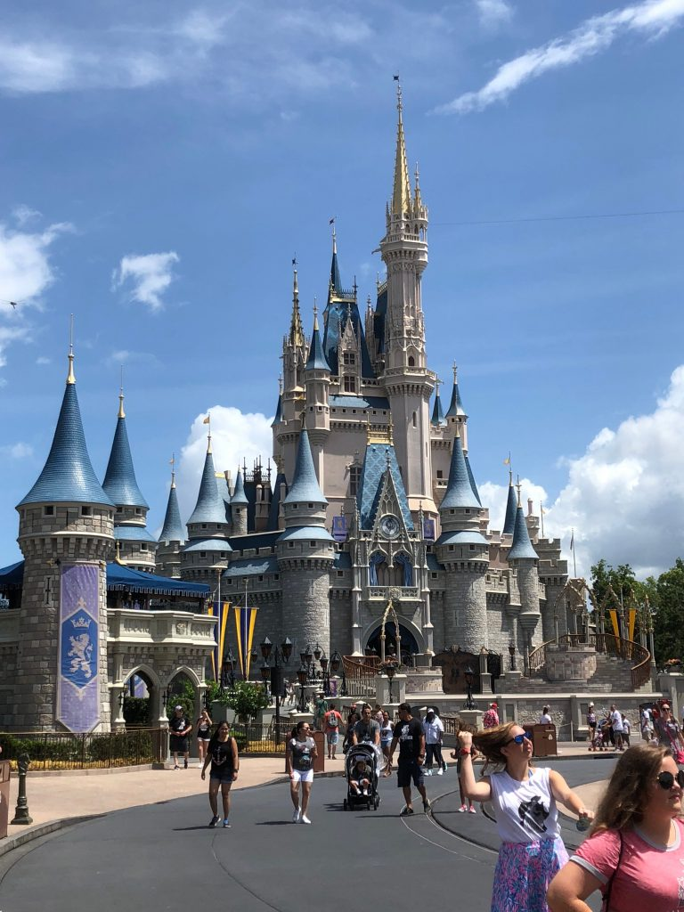 Ticket Options when visiting Walt Disney World