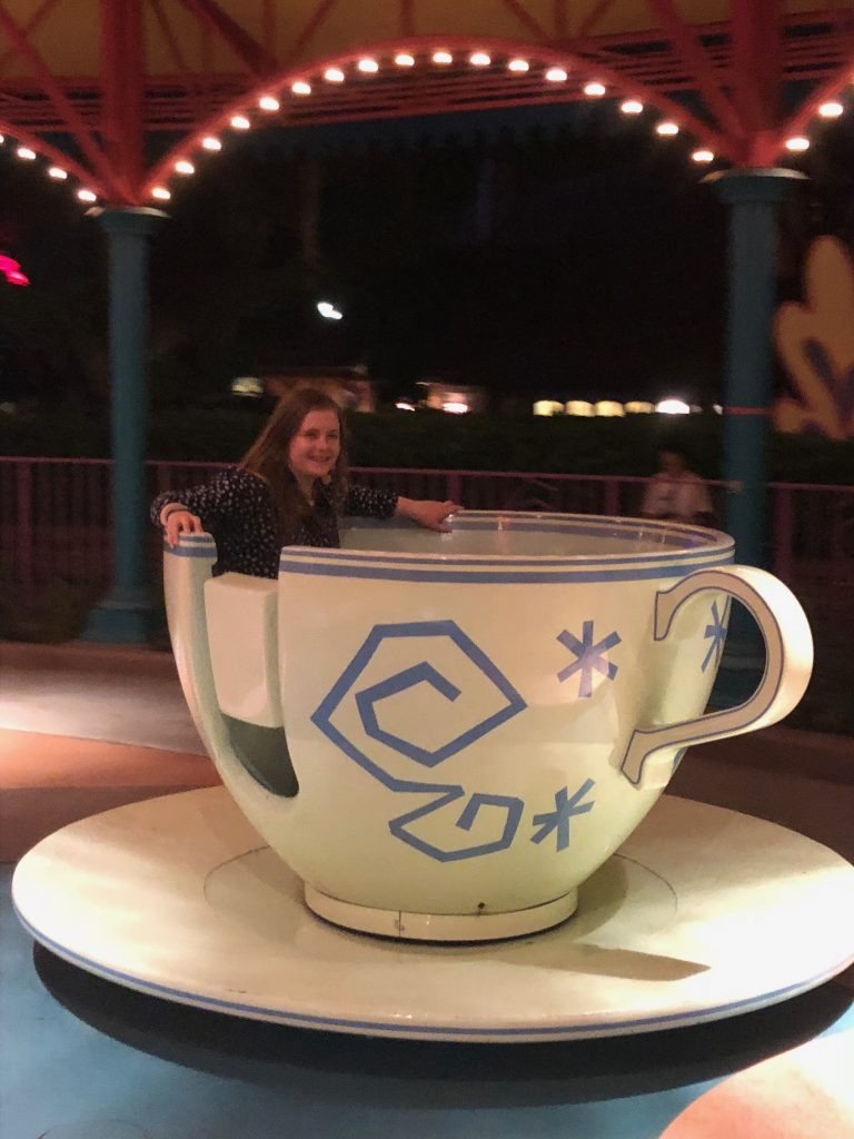 Park Hopping Magic Kingdom