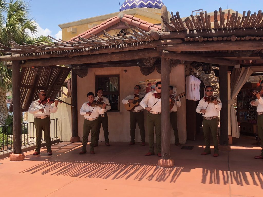 Mexico at World Showcase Epcot