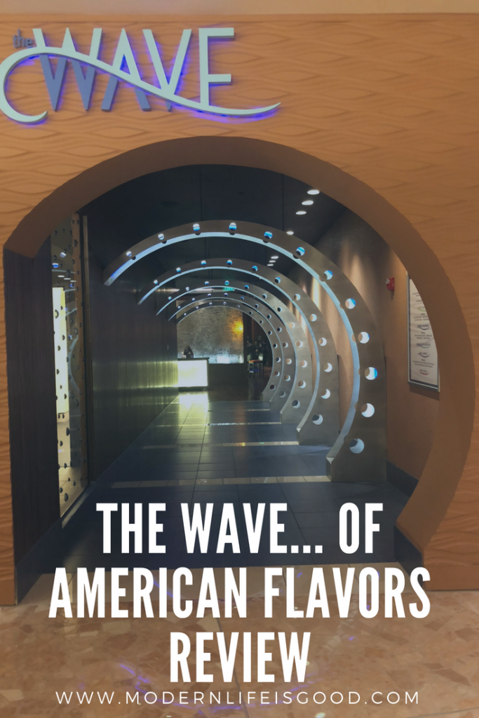 The Wave… of American Flavors Review
