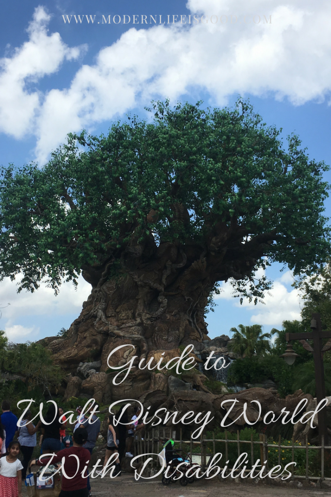 Disney World provides extensive facilities for all forms of disabilities including visual, auditory, mobility & cognitive disabilities. Our helpful Guide to Walt Disney World with Disabilities provides an overview of services available.