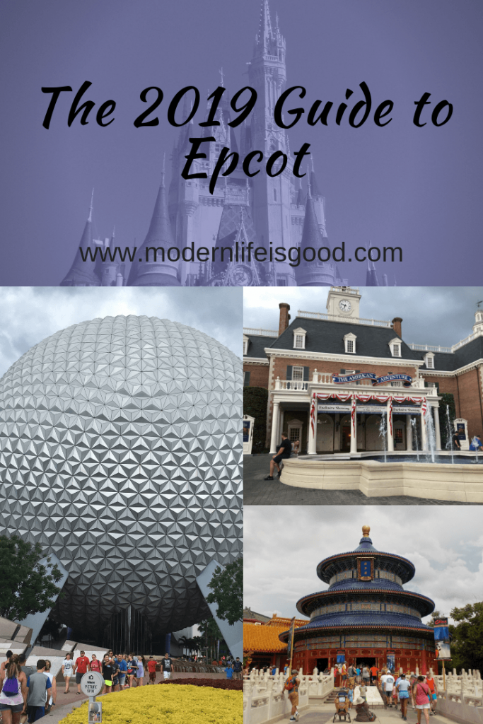 Guide to Epcot For Beginners is an essential guide full of tips & tricks for first-time visitors & experienced travellers. Updated for 2019 with all the latest information