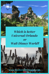 Is Universal Orlando Better Than Walt Disney World? Our review of which is the better resort