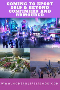 A refresh of Epcot was confirmed at D23. Here is what we know about the Attractions Coming soon to Epcot & the current Epcot Rumours