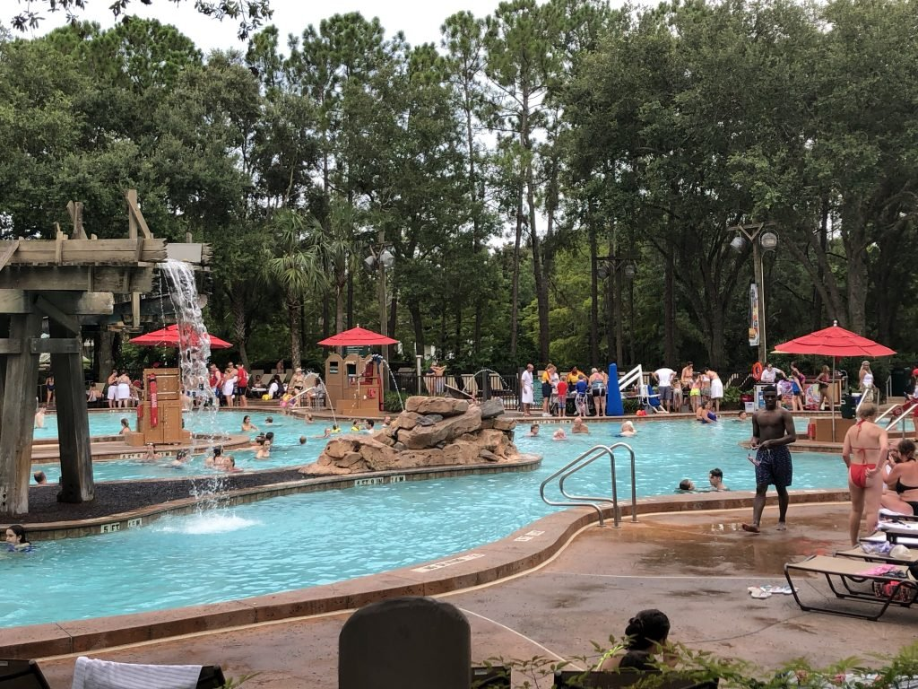 Disney's Port Orleans Resort-Riverside
