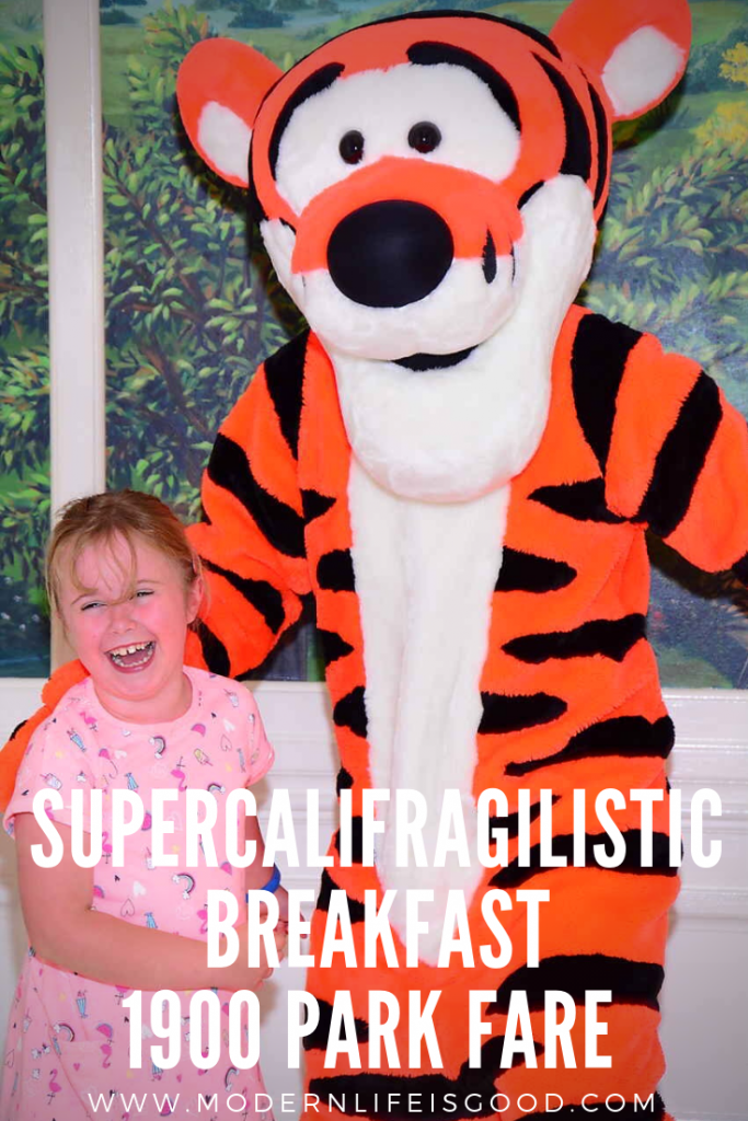 The Grand Floridian's 1900 Park Fare hosts the Supercalifragilistic Breakfast starring Mary Poppins, the Mad Hatter, Winnie the Pooh, Tigger & Alice.Our Supercalifragilistic Breakfast Review, with an accompanyingvideo, explains why this should be the one character meal you should have on your Disney World Bucket List.