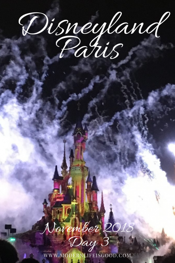 Day 3 at Disneyland Paris and we discuss lines, guests fighting on a bus & Walt Disney Studios