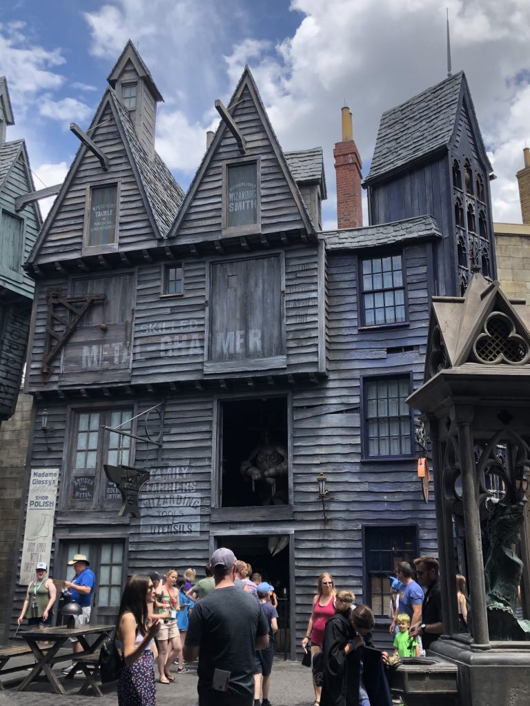 The Wizarding World of Harry Potter Universal Studios