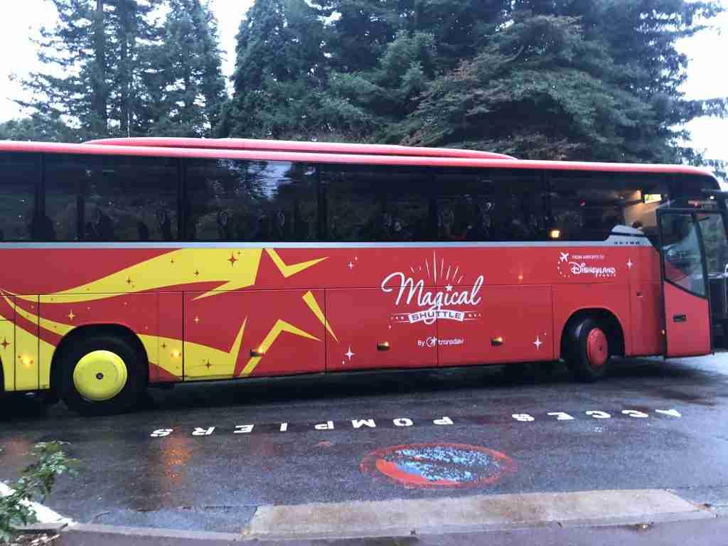 Magical Shuttle Disneyland Paris