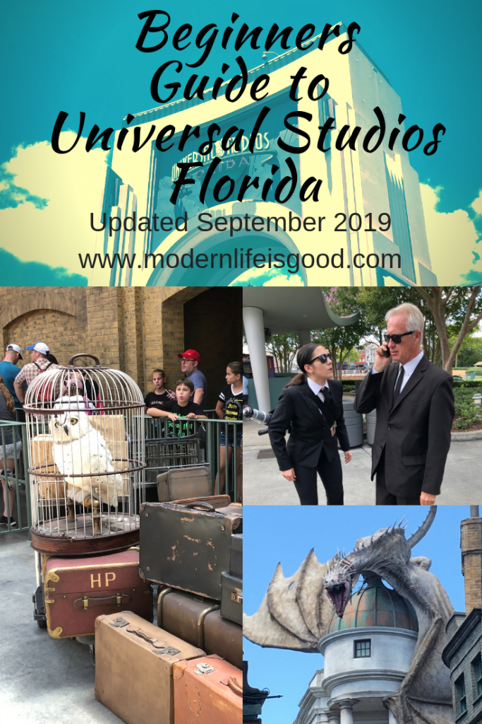 Guide to Universal Studios Florida for beginners