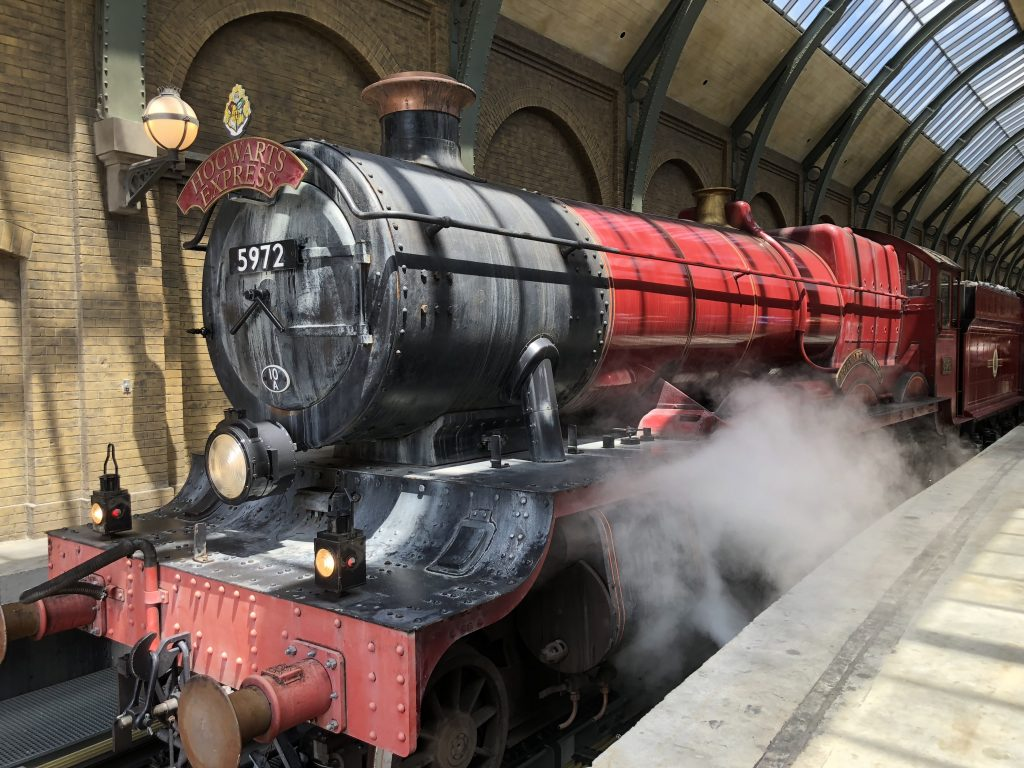 Hogwarts Express Universal Studios Florida Wizarding World of Harry Potter