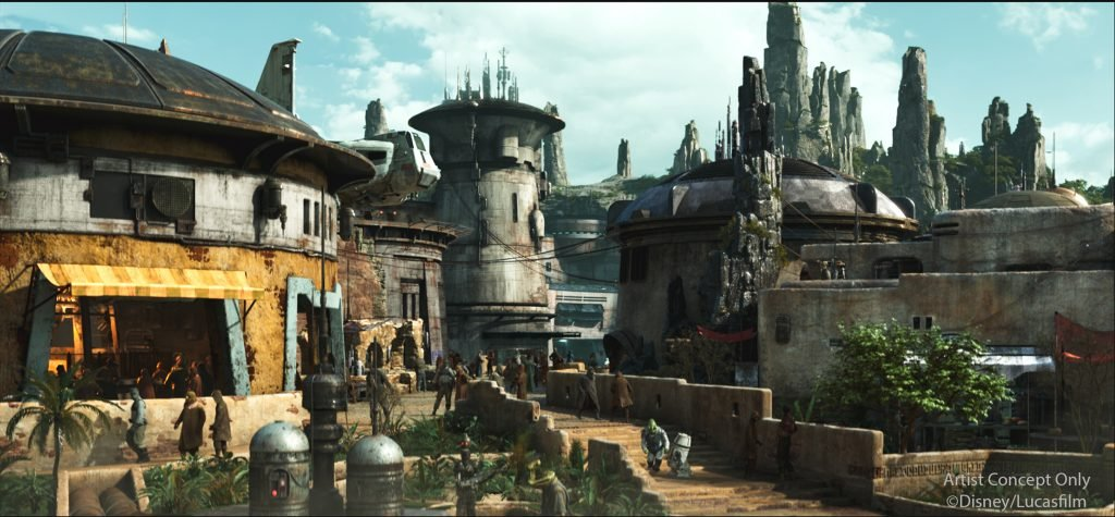 Star Wars: Galaxy edge opens 2019
