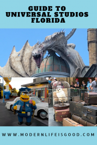 Guide to Universal Studios Florida