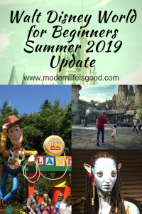 Our Guide to Walt Disney World for Beginners has been updated for Summer 2019 with all the latest tips and tricks to plan your 2019 Disney World Vacation