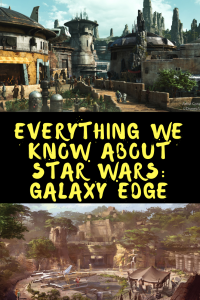 Our Guide to Star Wars: Galaxy Edge explores everything we have learnt to date. Keep checking back as we will add the latest Star Wars: Galaxy Edge news as we receive it.