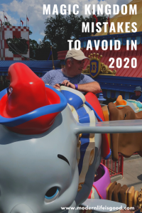 We all make mistakes on vacation. Tackling the World's largest theme park on vacation is no easy task. It is easy to make plenty of mistakes if you are visiting the Magic Kingdom. Thankfully most errors do not mean our vacation is ruined, but they can mean we do not enjoy our day as much as we should. These are our Top Magic Kingdom Mistakes for 2020. Avoid these mistakes to have a great vacation at the most Magical Place on Earth.
