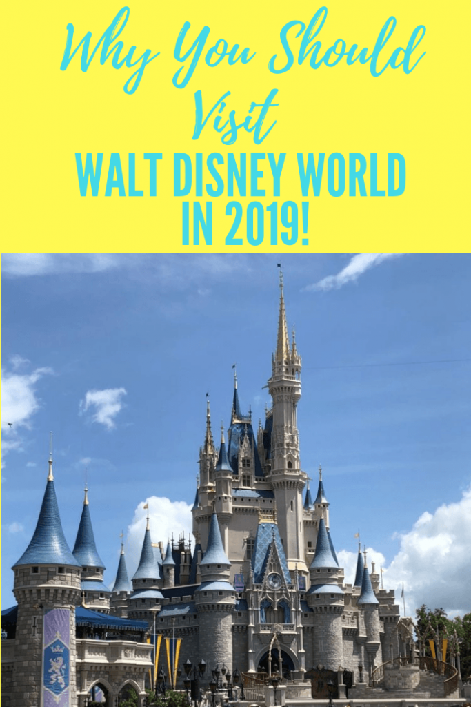 Reasons why you should visit Walt Disney World in 2019