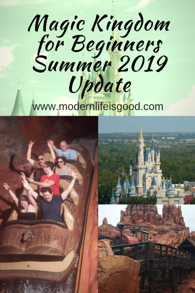 Guide to The Magic Kingdom for Beginners is an essential guide for first-time visitors & experienced travellers updated for Summer 2019.