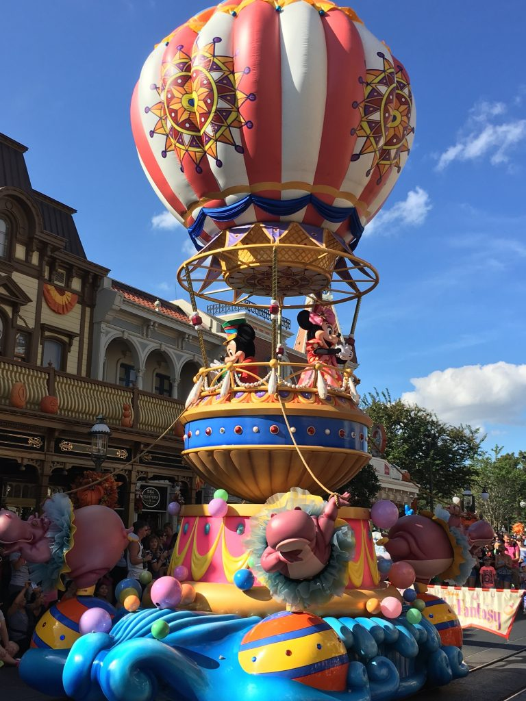 Festival of Fantasy Parade Guide to the Magic Kingdo