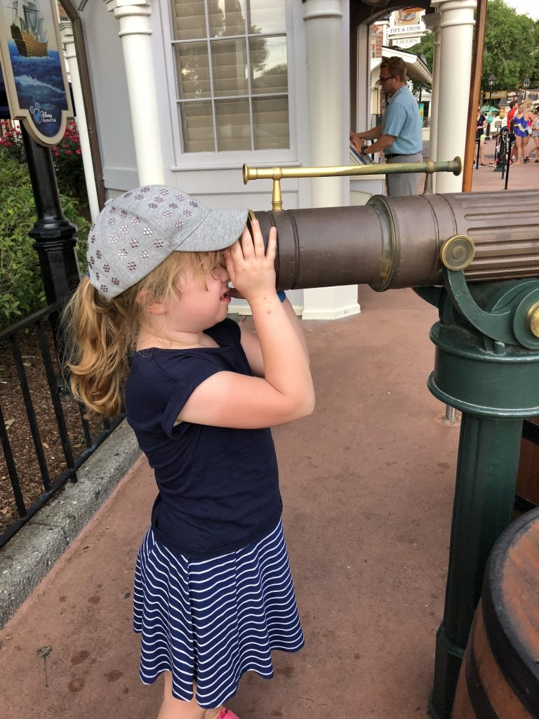 Epcot is for Kids too