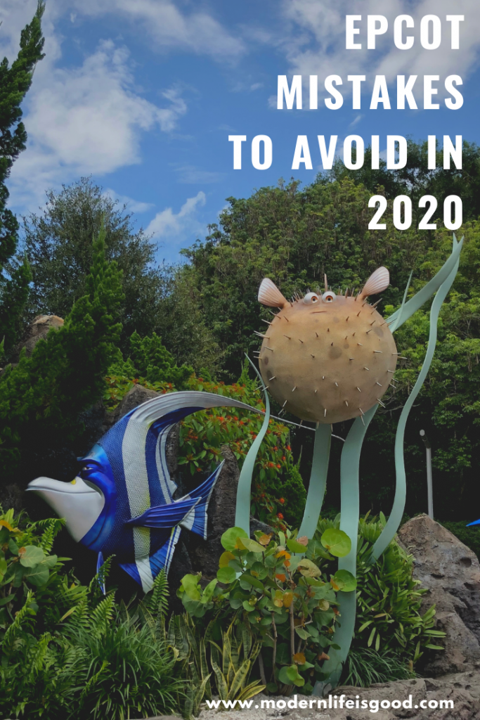 Epcot is a massive theme park that can involve a lot of walking. Not having a plan can mean you can do even more walking by moving aimlessly across the park. Thankfully most mistakes do not mean our vacation is ruined but, they can mean we enjoy our day less. These are the Top Epcot Mistakes to Avoid updated for 2020