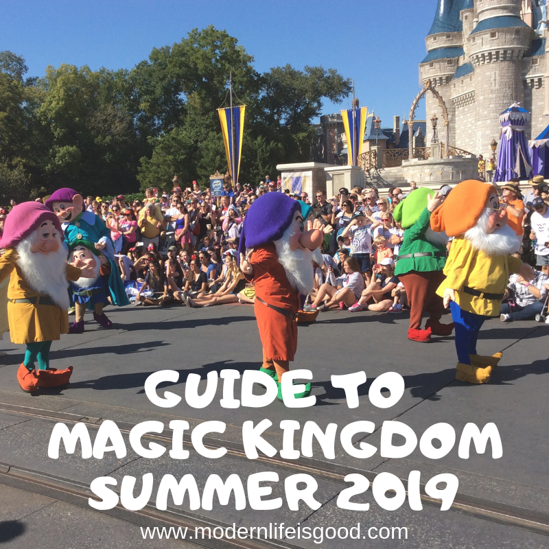 Our Guide to The Magic Kingdom for Beginners is an essential guide to The Magic Kingdom for first-time visitors & experienced travellers. Find out all you need to know about the Magic Kingdom to help plan a fantastic Disney World Vacation. Our Guide to The Magic Kingdom has been updated for 2019 with all the latest information, plus tips & tricks to have a great vacation.