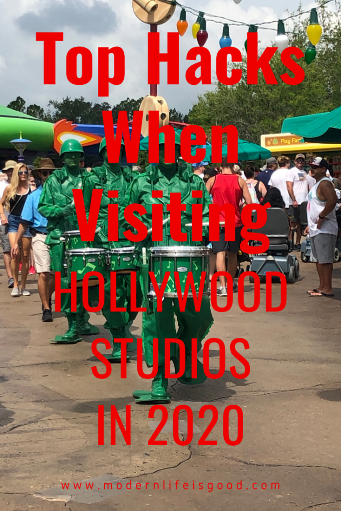 Now more than ever it is essential you have a strategy to maximize your time at Hollywood Studios. Here are our Top Hollywood Studios Tips & Tricks for 2020. Our Hollywood Studios Hacks will keep you ahead of the rest of the crowd.