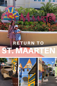 Return to St. Maarten following Hurricane Irma