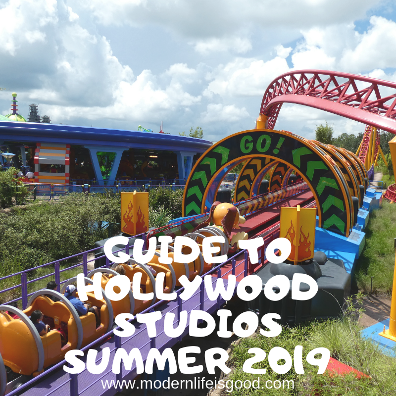 Summer 2019 Guide to Hollywood Studios for Beginners. Planning Tips & Tricks for your vacation