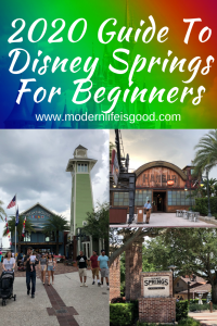 Our 2020 Guide to Disney Springs provides all the essential information to plan your day visiting the Walt Disney World shopping, entertainment, and dining paradise.