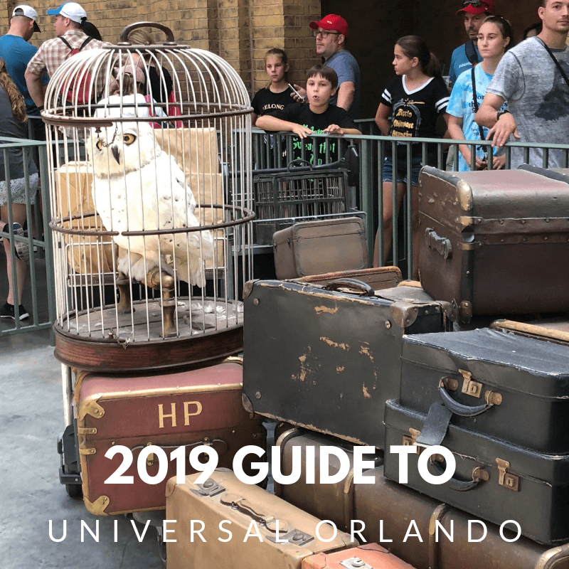 Guide to Universal Orlando for Beginners and Repeat Visitors 2019. Tips & Tricks plus plenty of useful information to plan your vacation at Universal Orlando Resort