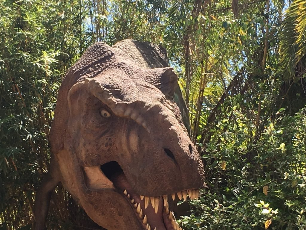 Jurassic Park Islands of Adventure Tips & Tricks