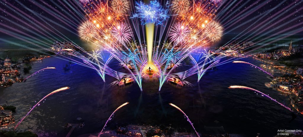 """HarmonioUS"" New at Walt Disney World in 2020"