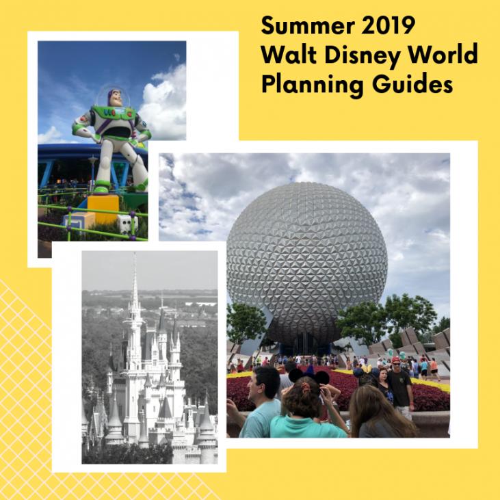 Walt Disney World Planning Tips & Tricks Summer 2019 - Modern Life