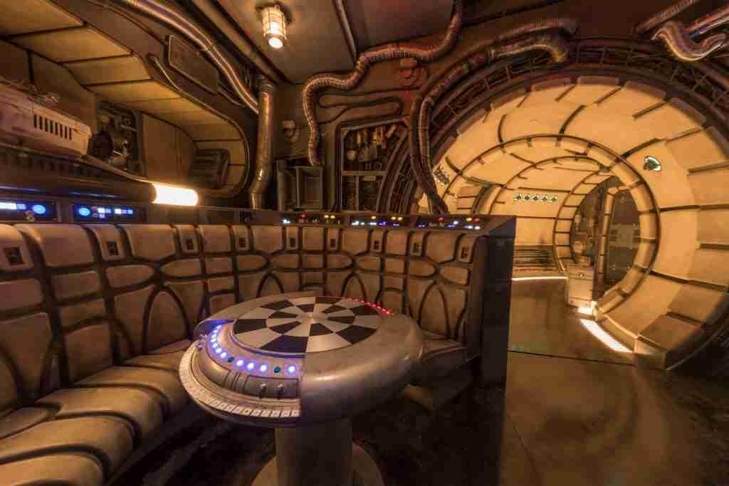 Star Wars: Galaxy's Edge Opening Dates Millennium Falcon: Smugglers Run