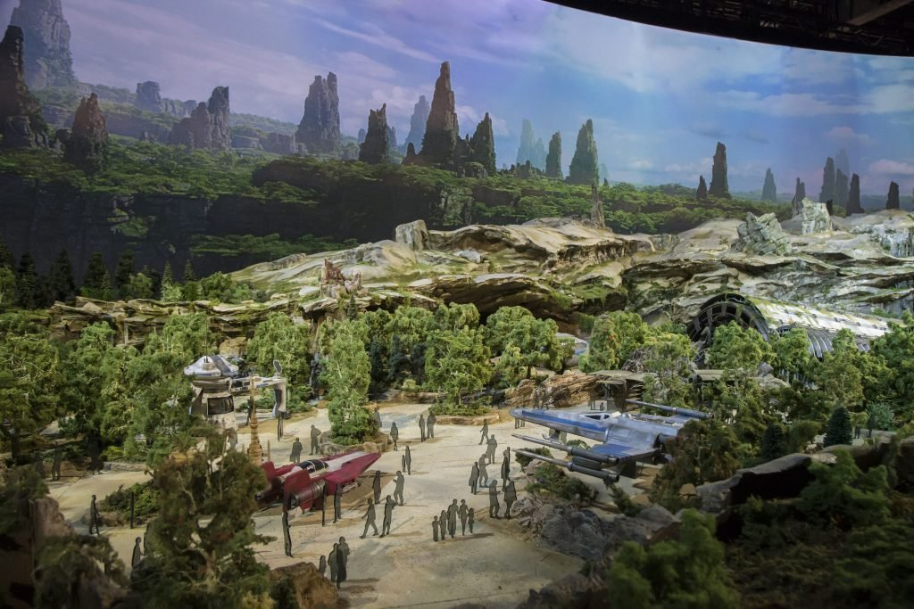 Star Wars: Galaxy's Edge Opening Dates