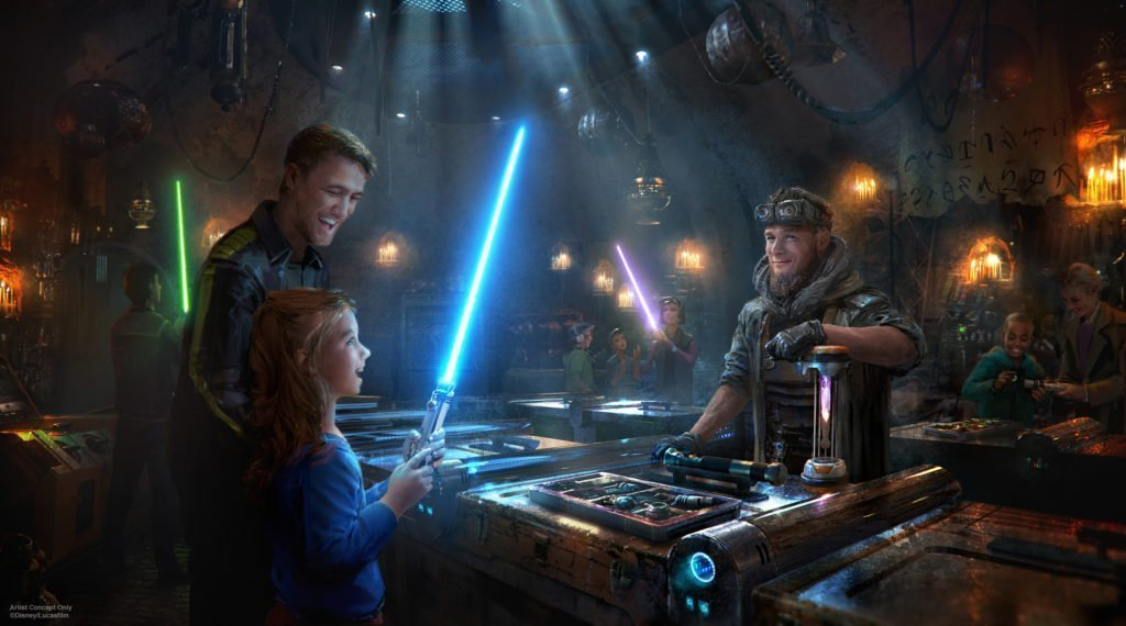 Extra Extra Magic Hours Star Wars: Galaxy's Edge