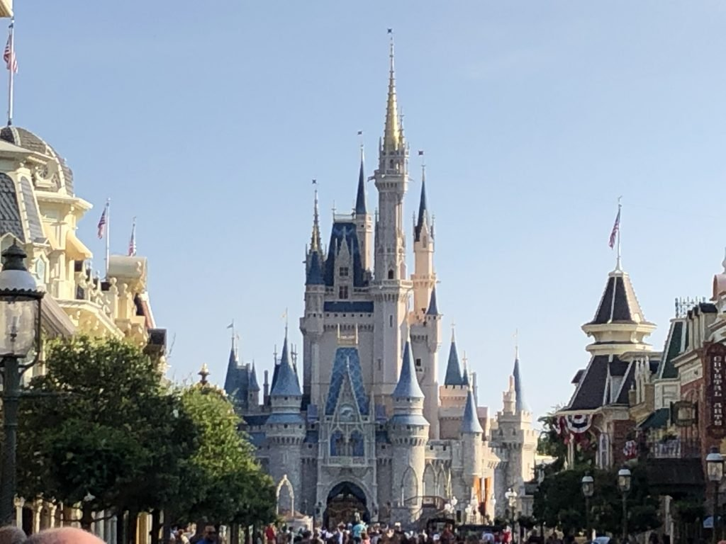 The Magic Kingdom is a fantastic place for Celebrating Birthdays at Walt Disney World