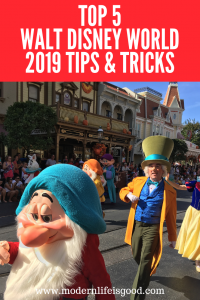 Walt Disney World Tips & Tricks for 2019 to plan your vacation