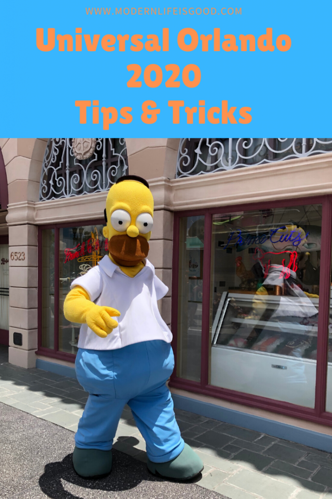 Here are our latest Universal Orlando Resort Tips & Tricks to get the most from your vacation. Universal Orlando is a growing resort and now features two theme parks, a water park, several hotels, and an entertainment district. Due to the size of the resort, it is easy to get overwhelmed. Our helpful Universal Orlando Hacks will make sure you have a great vacation.