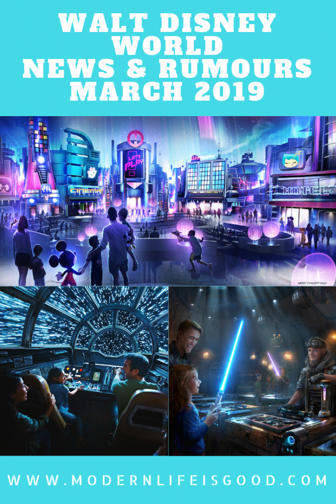 Walt Disney World News & Rumours 2019 including expansions at Epcot and all the latest from Star Wars: Galaxy's Edge