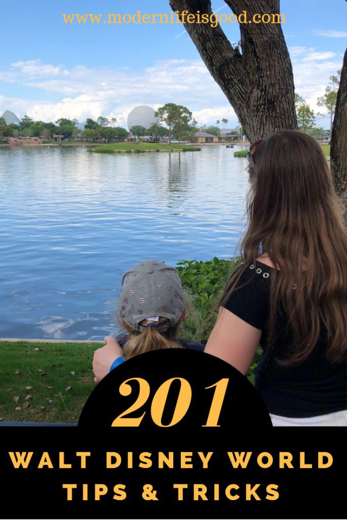 201 Walt Disney World Tips & Tricks. Planning secrets to have a great Disney vacation