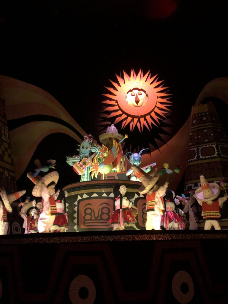 """it's a small world"" Magic Kingdom"
