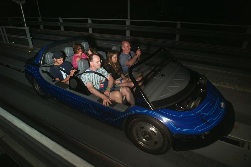We Love Test Track at Epcot
