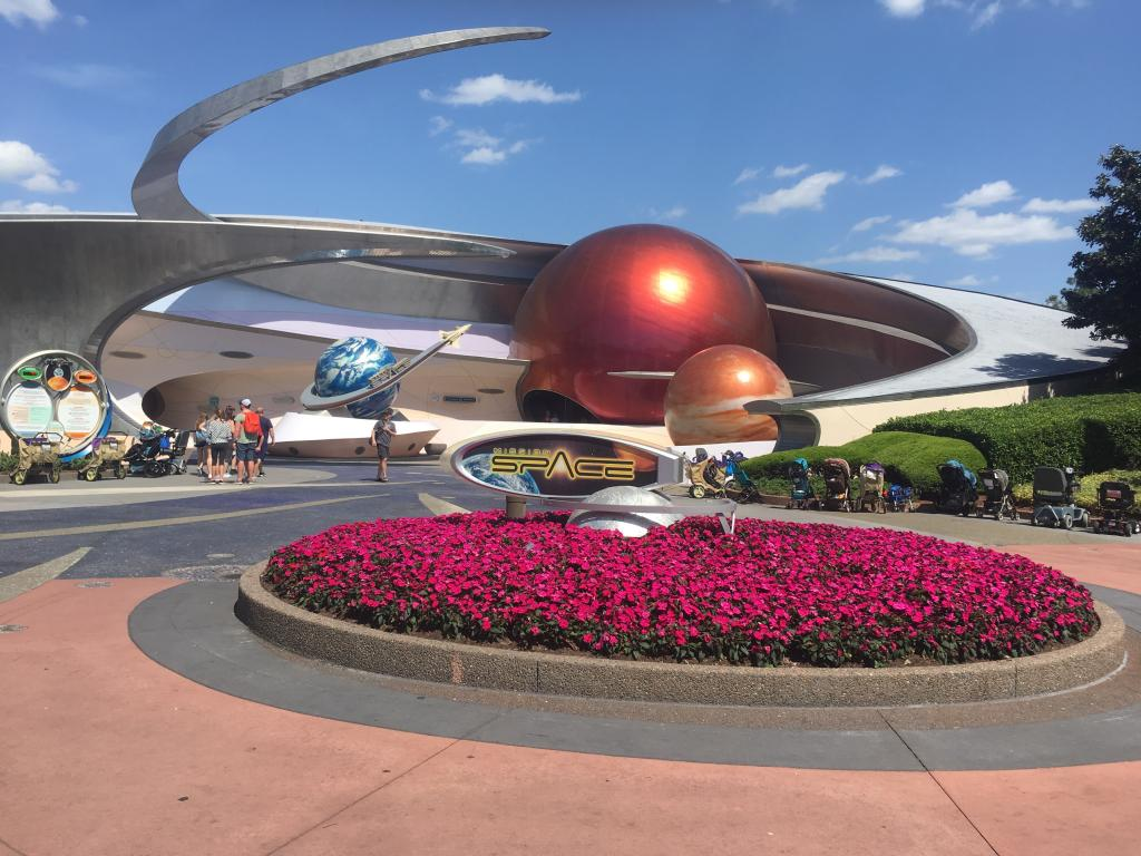 What we Hate at Epcot... Our Number 1 Mission Space